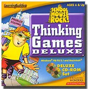 Schoolhouse rock thinking games cd rom