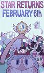 Star Returns poster