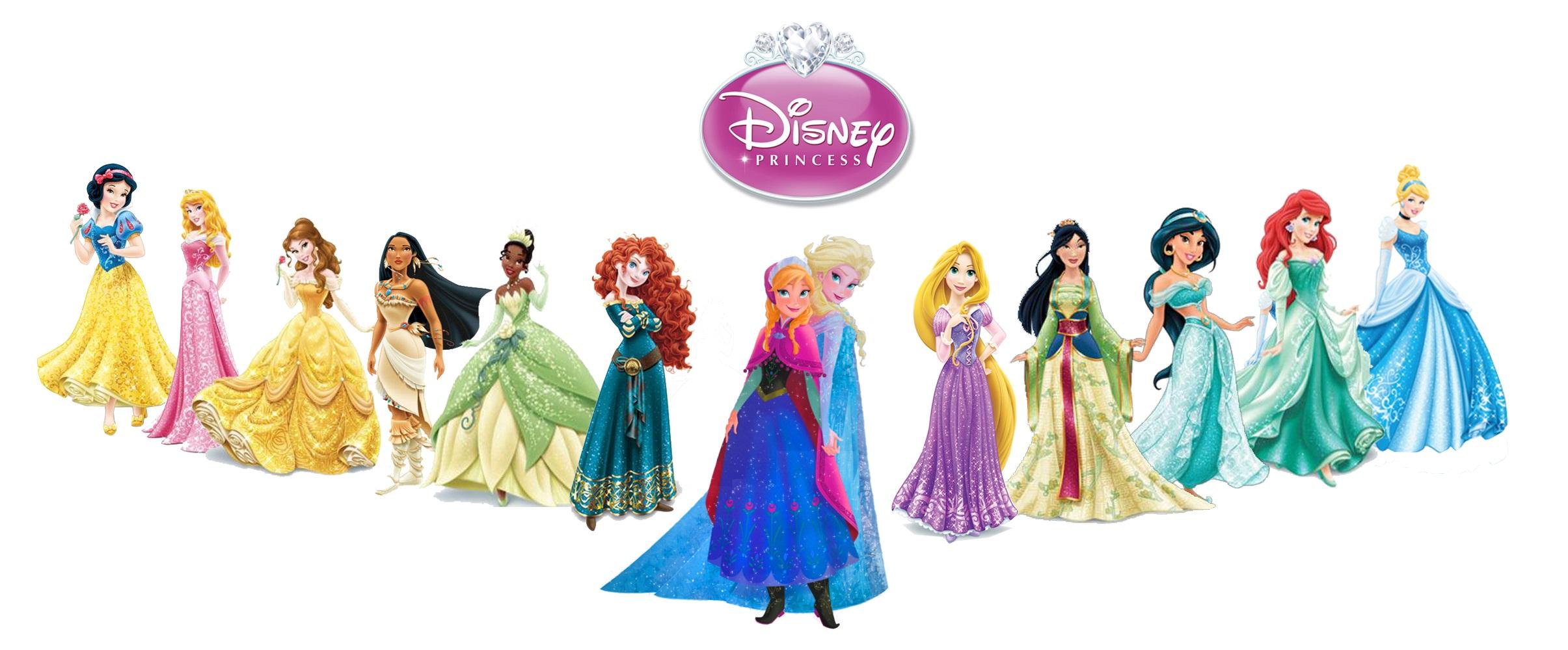 File:disney Princess Lineup
