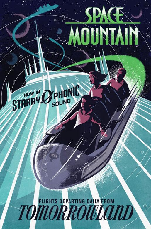space mountain magic kingdom disney wiki fandom