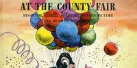 The Runaway Lamb at the County Fair