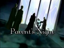 W.I.T.C.H. Season 1 Parent's Night