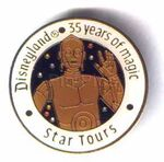 DL - 35 Years of Magic Set - Star Tours (C-3PO)