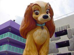 Lady Disney Wiki Fandom Powered By Wikia