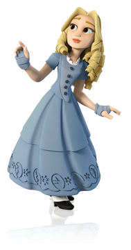 Disney INFINITY Alice Render