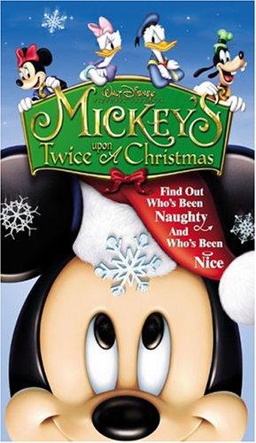 Mickey S Twice Upon A Christmas Video Disney Wiki