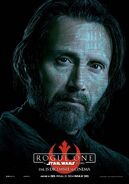 Rogue One character poster 9