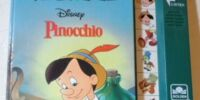 Pinocchio (Golden Sight 'n' Sound Book)