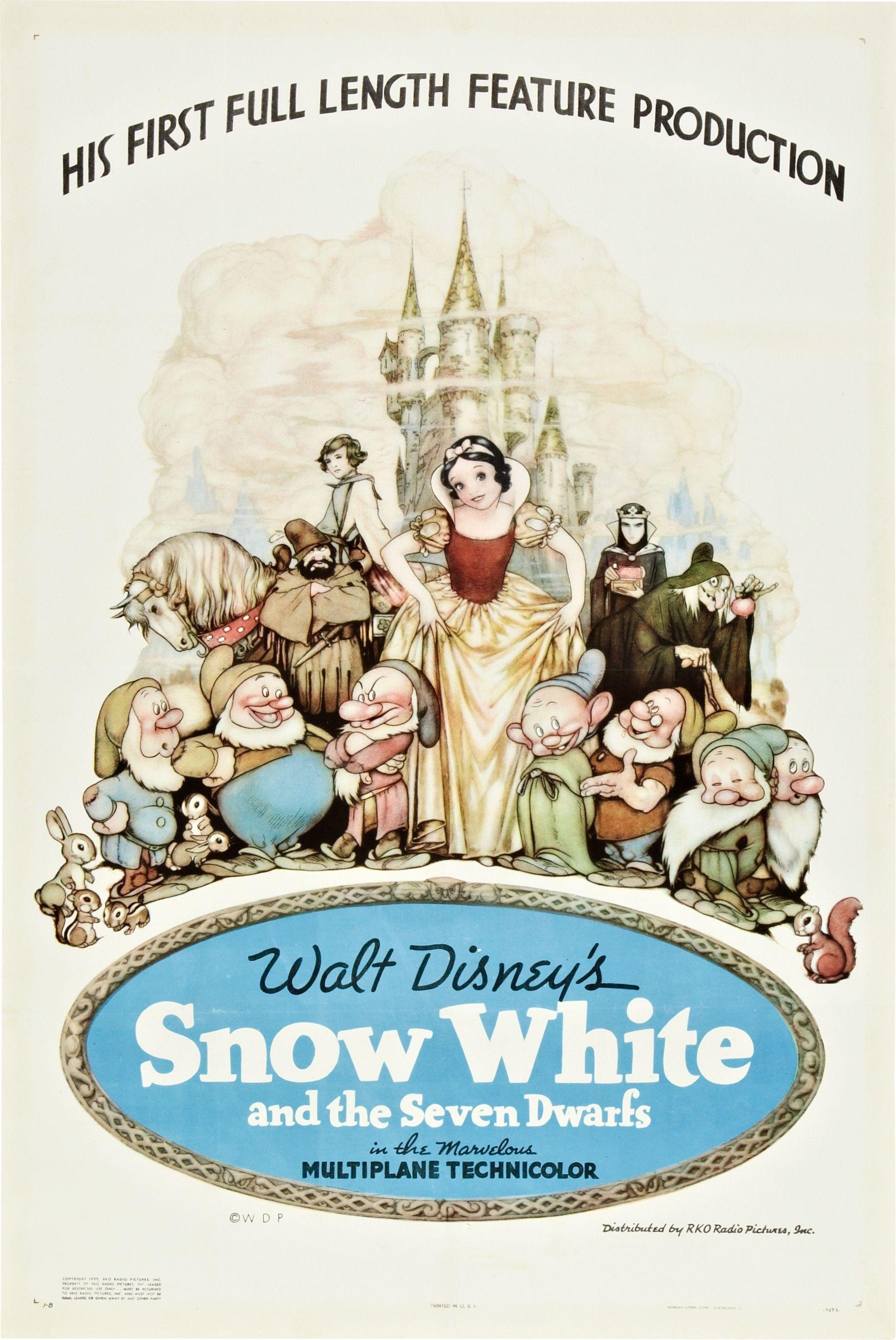 Snow white and the seven dwarfs disney wiki fandom powered by wikia