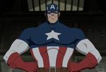 Captain America USM 001