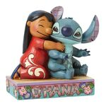 Disney Traditions Lilo And Stitch Figurine