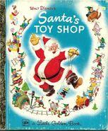 Santa s toy shop
