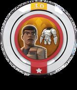Finn's Stormtrooper Costume