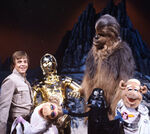 Star wars muppet show