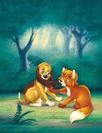 The Fox and the Hound Promo 1