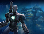 Playmation Avengers Background 09