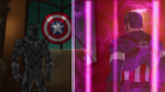 Captain America and Black Panther AUR 04