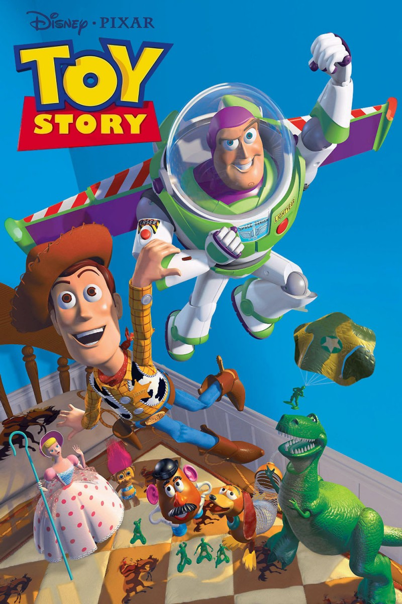 Toy Story 4 Movie : Image toy story movie posters g disney wiki