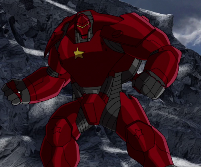 Crimson Dynamo | Disney Wiki | FANDOM powered by Wikia