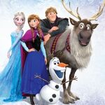Frozen characters 2015
