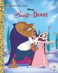 Beauty and the Beast Little Golden Book 2