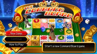 CommandBoardMainMenu