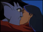 Goliath & Elisa First Kiss - Hunter's Moon Pt 3