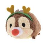 Chip Holiday Tsum Tsum Mini