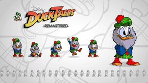 DuckTales Remastered -Glomgold