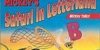Mickey's Safari in Letterland