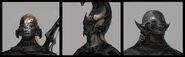 Dark Elves Concept Art V