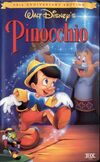 Pinocchio 60th Anniversary Edition VHS