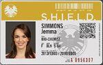 Jemma simmons id