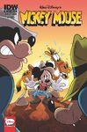 Mickey comic num 5