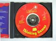 Schoolhouse rock thinking games disc