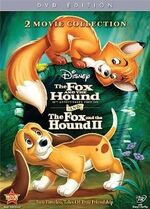 The Fox & The Hound 2 Movie Collection DVD
