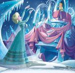 A Royal Sleepover Illustration 3