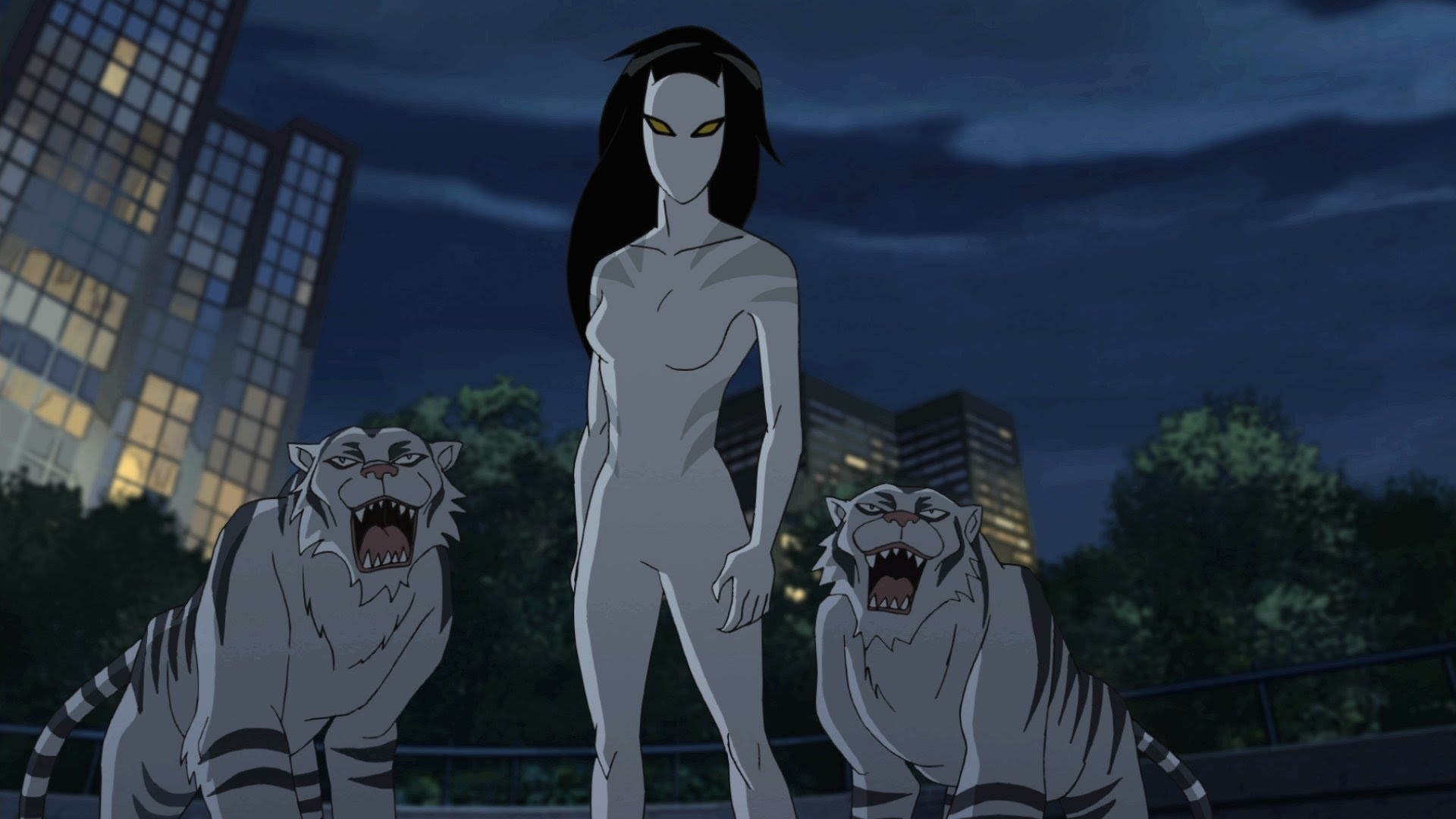 Image - White Tiger - Ultimate Spiderman -2-.jpg | Disney ...