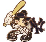 New York Yankees Mickey