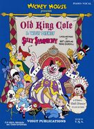 Old King Cole music sheet