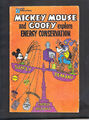 Mickey Goofy energy book