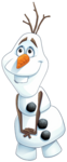 Olaf smile
