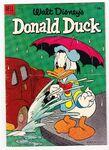 Donald comic - Rain