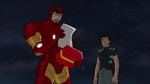 Reptil & Iron Man