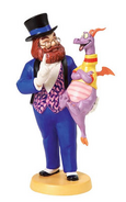 Figment and Dreamfinder statue