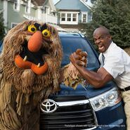 Terry crews sweetums