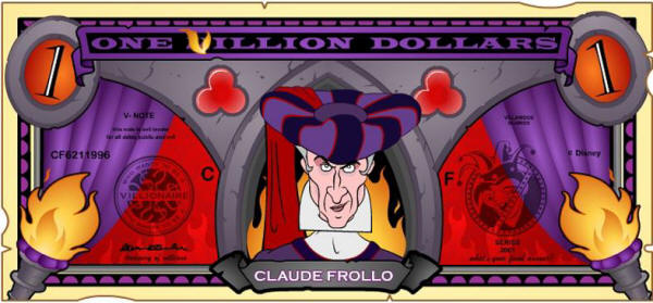 File:Frollo's One Villain dollar bill.jpg