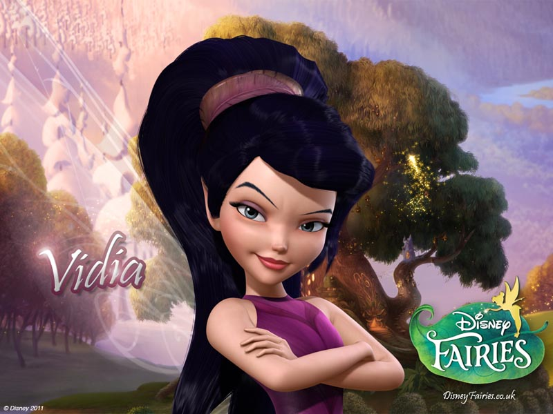 Vidia And The Fairy Crown Vidia in Pixie Hollow Games