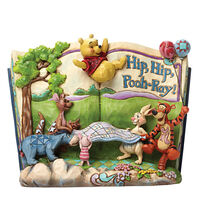 Disney Traditions Hip Hip Pooh Ray