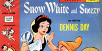Walt Disney's Snow White and Sneezy